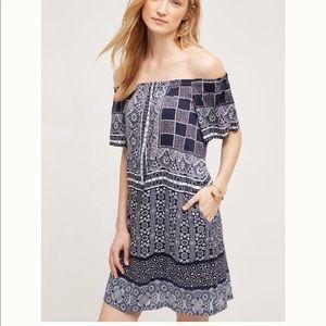 Anthropologie Cayocus Tunic Dress Size Small